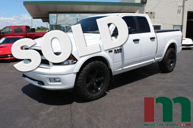 2010 Dodge Ram 1500 TRX | Granite City, Illinois | MasterCars Company Inc. in Granite City Illinois