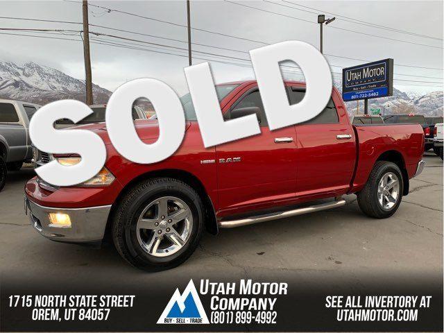 2010 Dodge Ram 1500 SLT | Orem, Utah | Utah Motor Company in  Utah
