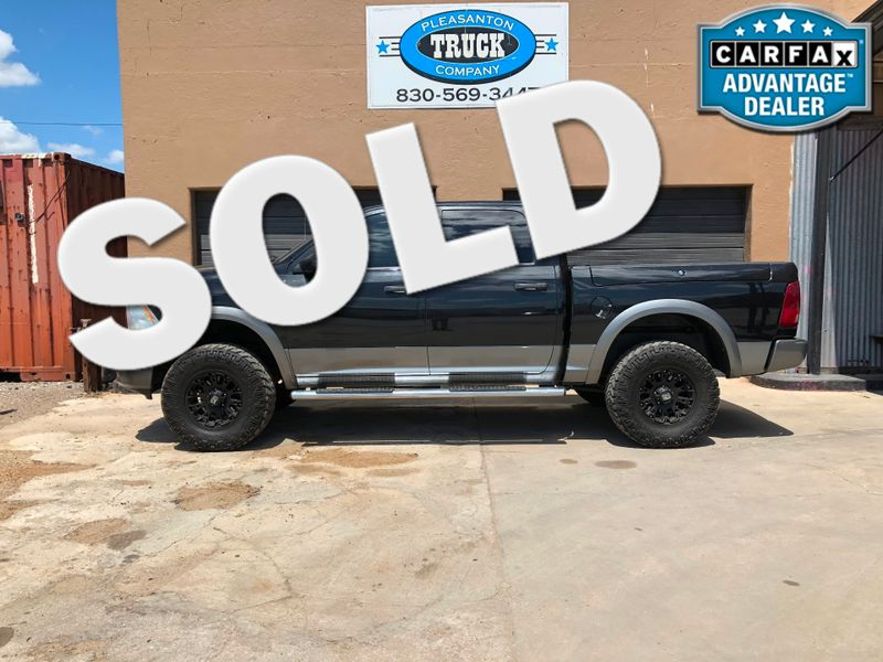 2010 Dodge Ram 1500 TRX   Pleasanton, TX   Pleasanton Truck Company in Pleasanton TX