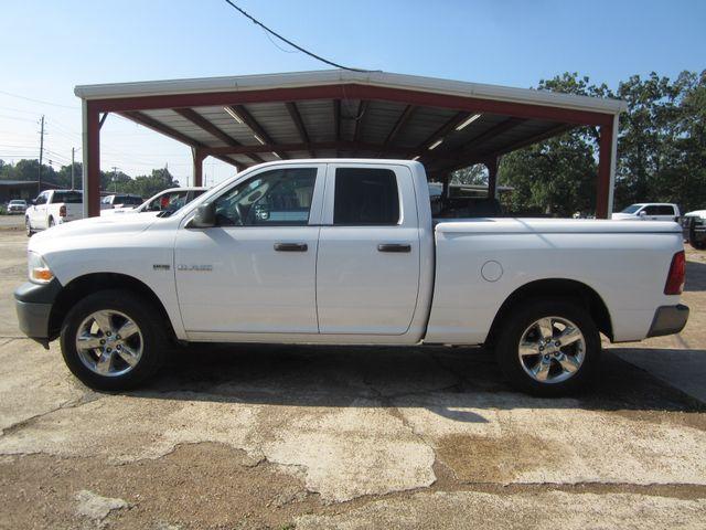 2010 Dodge Ram 1500 Quad Cab 4x4 ST Houston, Mississippi 2