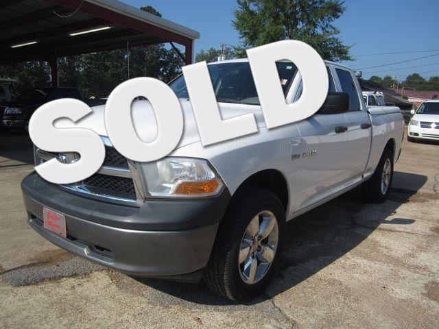 2010 Dodge Ram 1500 Quad Cab 4x4 ST Houston, Mississippi