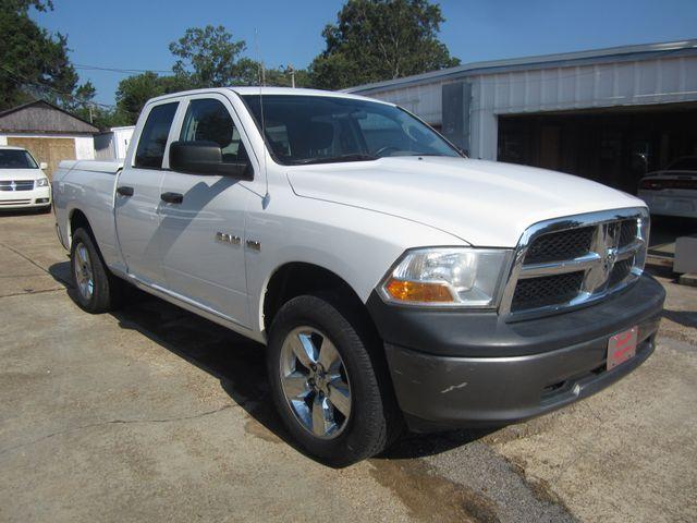 2010 Dodge Ram 1500 Quad Cab 4x4 ST Houston, Mississippi 1
