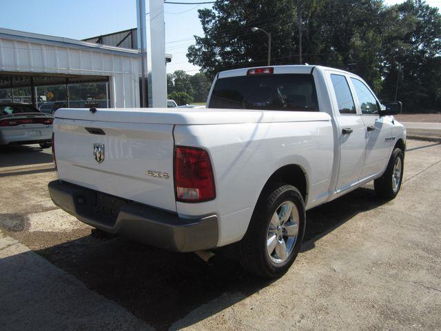 2010 Dodge Ram 1500 Quad Cab 4x4 ST Houston, Mississippi 5