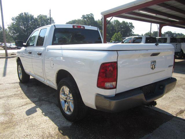 2010 Dodge Ram 1500 Quad Cab 4x4 ST Houston, Mississippi 4