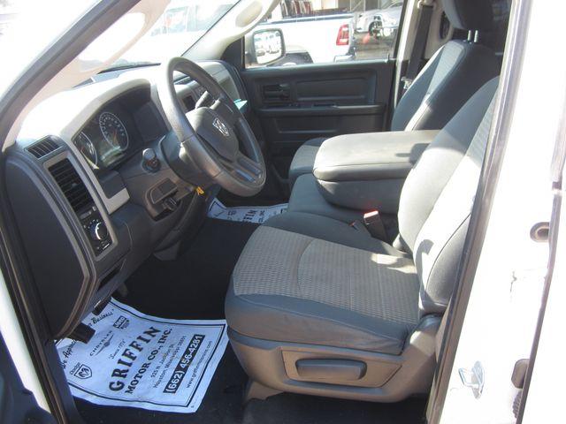 2010 Dodge Ram 1500 Quad Cab 4x4 ST Houston, Mississippi 6