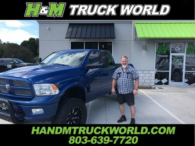 2010 Dodge Ram 1500 Laramie 4X4 in Rock Hill SC, 29730