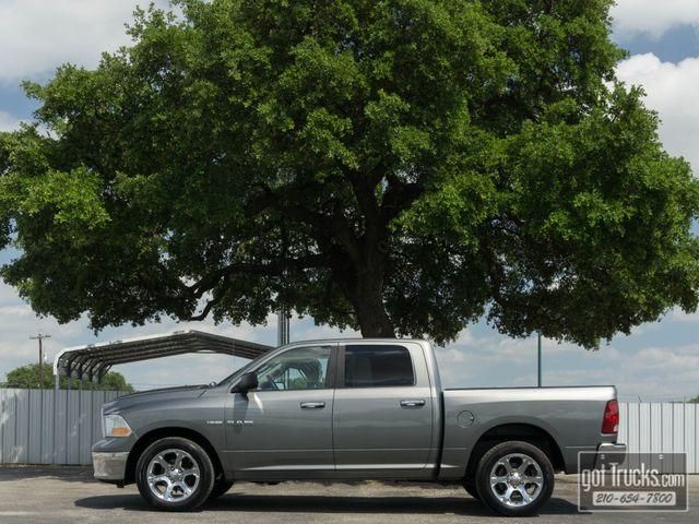2010 Dodge Ram 1500 Crew Cab SLT 5.7L Hemi V8
