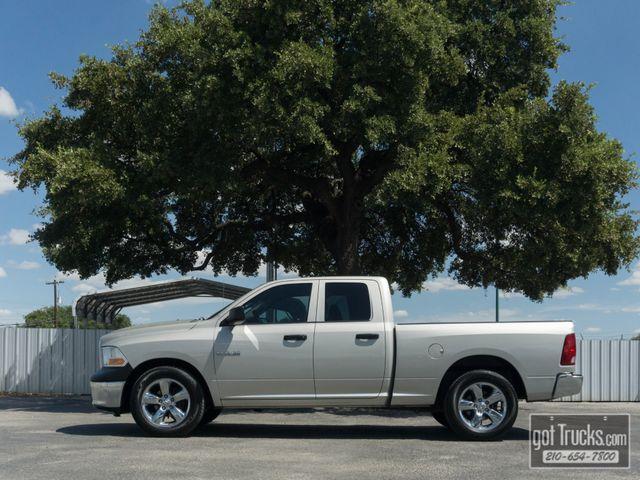 2010 Dodge Ram 1500 Quad Cab ST 3.7L V6