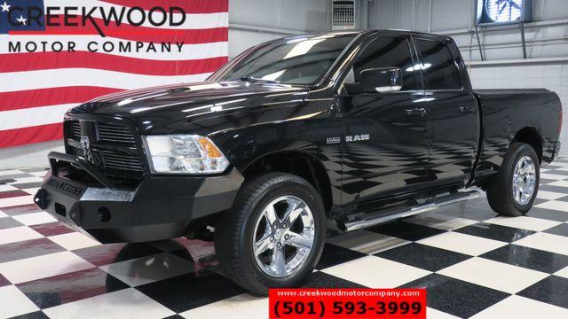 2010 Dodge Ram 1500 Sport SLT 4x4 Hemi Black Chrome 20s Low Miles NICE in Searcy, AR 72143