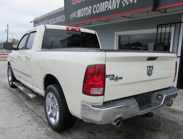 2010 Dodge Ram 1500 SLT south houston, TX 1
