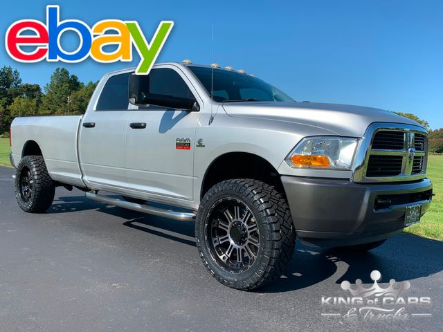 2010 Dodge Ram 2500 4x4 6 SPEED MANUAL LOW MILES