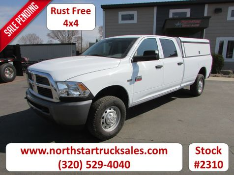 2010 Dodge Ram 2500 4x4 Crew-Cab Long Box Pickup  in St Cloud, MN