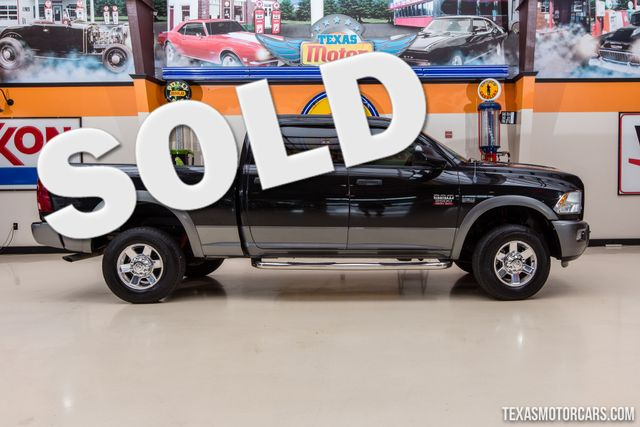 2010 Dodge Ram 2500 TRX 4X4