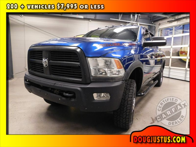 2010 Dodge Ram 2500 Power Wagon  city TN  Doug Justus Auto Center Inc  in Airport Motor Mile ( Metro Knoxville ), TN