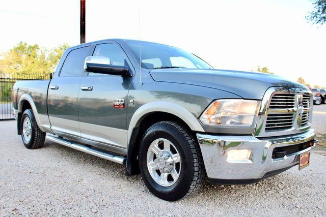 2010 Dodge Ram 2500 Crew Cab Laramie 6.7L Cummins Diesel Auto in Sealy, Texas 77474