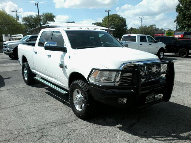 2010 Dodge Ram 2500 Laramie 4x4 San Antonio, Texas 2