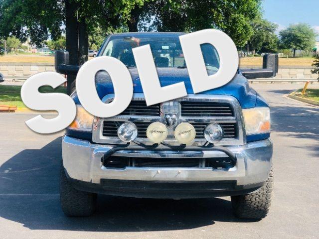 2010 Dodge Ram 2500 SLT in San Antonio, TX 78233