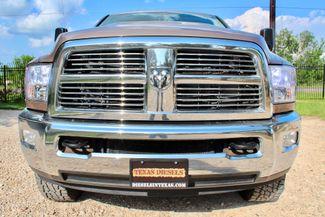 2010 Dodge Ram 2500 Laramie Crew Cab 4X4 6.7L Cummins Diesel Auto Sealy, Texas 13