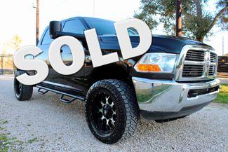 2010 Dodge Ram 2500 SLT Crew Cab 4X4 6.7L Cummins Diesel Auto Sealy, Texas