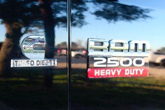2010 Dodge Ram 2500 SLT Crew Cab 4X4 6.7L Cummins Diesel Auto Sealy, Texas 21