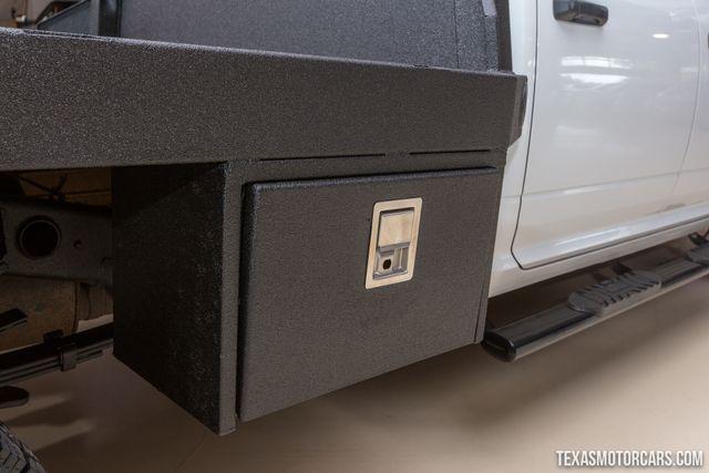2010 Dodge Ram 3500 ST 4X4 Flatbed in Addison Texas, 75001