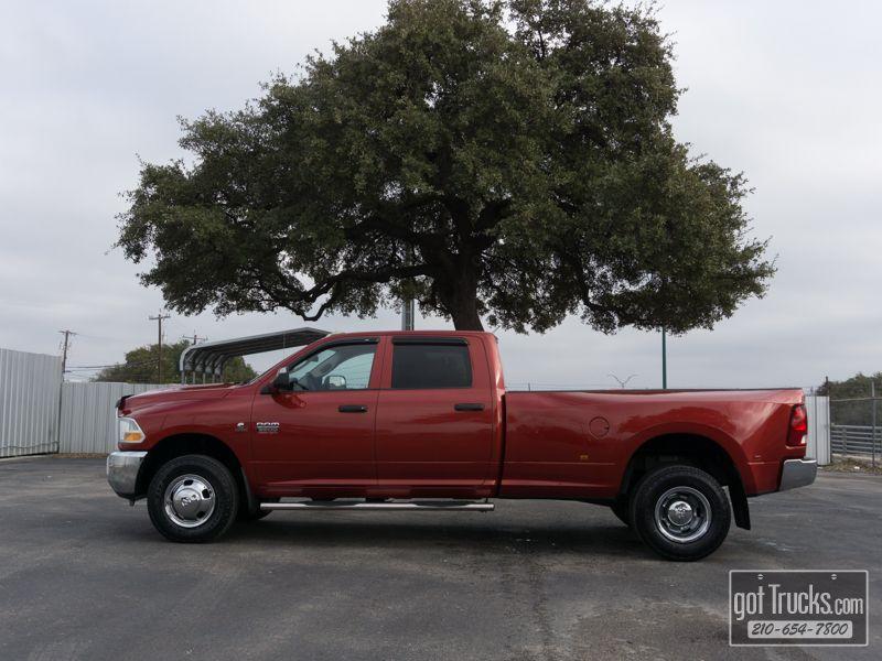 2010 dodge ram 3500 turbo diesel