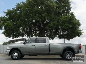 2010 Dodge Ram 3500 Crew Cab SLT 6.7L Cummins Turbo Diesel 4X4 in San Antonio Texas, 78217