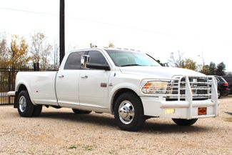 2010 Dodge Ram 3500 DRW Laramie Crew Cab 2wd 6.7L Cummins Diesel 6 Speed Sealy, Texas 1