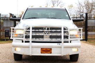 2010 Dodge Ram 3500 DRW Laramie Crew Cab 2wd 6.7L Cummins Diesel 6 Speed Sealy, Texas 3