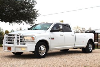 2010 Dodge Ram 3500 DRW Laramie Crew Cab 2wd 6.7L Cummins Diesel 6 Speed Sealy, Texas 5