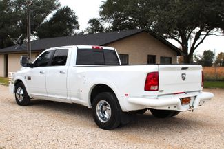 2010 Dodge Ram 3500 DRW Laramie Crew Cab 2wd 6.7L Cummins Diesel 6 Speed Sealy, Texas 7