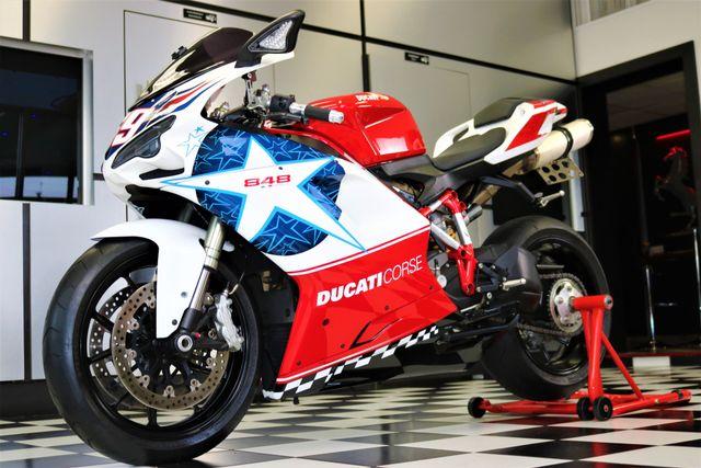 2010 Ducati 848 Nicky Hayden