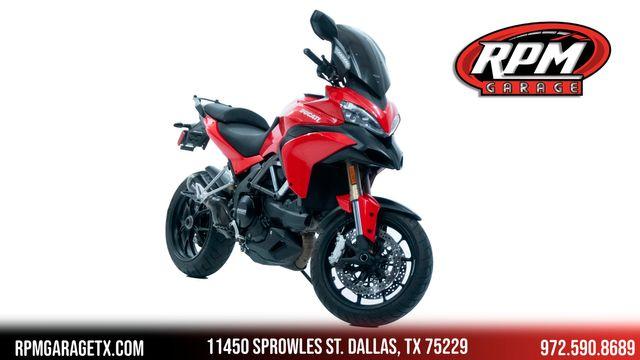 2010 Ducati Multistrada 1200 in Dallas, TX 75229