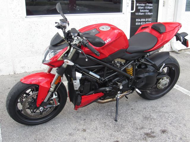 2010 Ducati Streetfighter 1099 Base in Dania Beach Florida, 33004