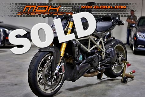 2010 Ducati Streetfighter  S - DOUBLE DOG EXHAUST - REZOMA in Los Angeles