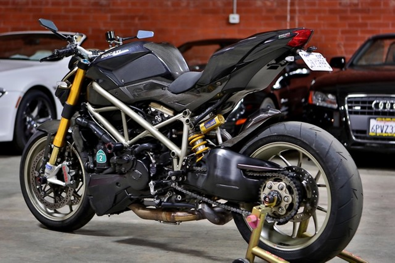 2010 Ducati Streetfighter  S - DOUBLE DOG EXHAUST - REZOMA  city California  MDK International  in Los Angeles, California
