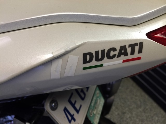 2010 Ducati Streetfighter in McKinney Texas, 75070