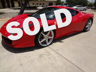2010 Ferrari 458 Italia in Austin, Texas 78726
