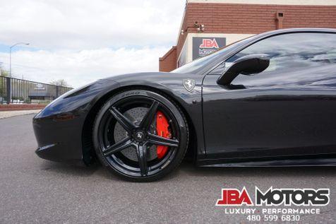 2010 Ferrari 458 Italia Coupe ~ Carbon Fiber ~ Highly Optioned ~ MUST SEE!   MESA, AZ   JBA MOTORS in MESA, AZ
