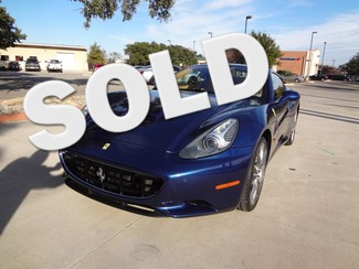 2010 Ferrari California Austin , Texas