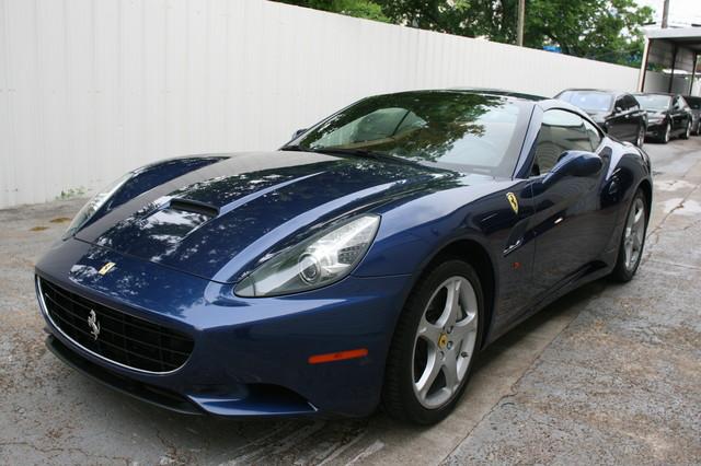 2010 Ferrari California Houston, Texas 0