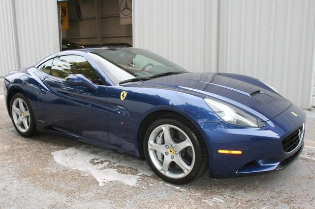 2010 Ferrari California Houston, Texas 2