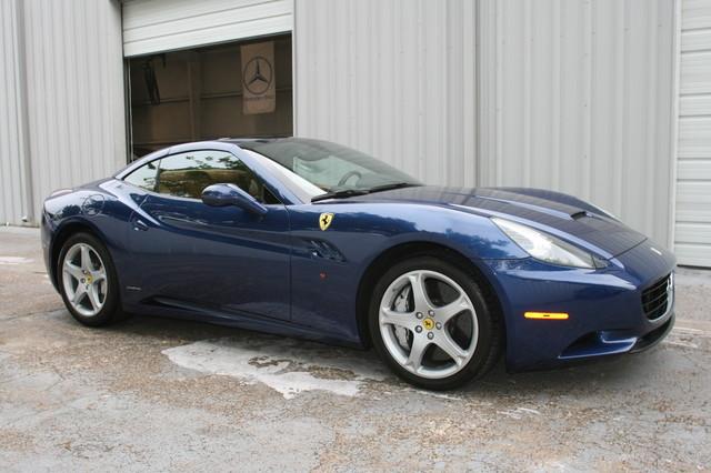 2010 Ferrari California Houston, Texas 3