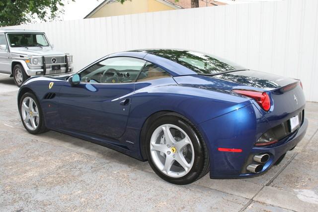 2010 Ferrari California Houston, Texas 5