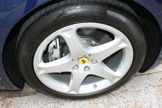 2010 Ferrari California Houston, Texas 6