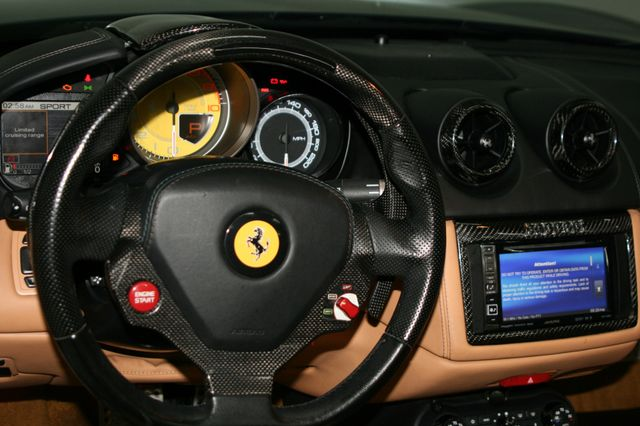 2010 Ferrari California Houston, Texas 19