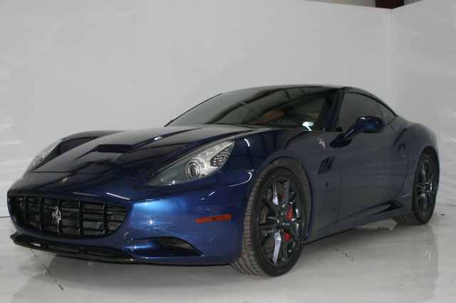 2010 Ferrari California Houston, Texas 4