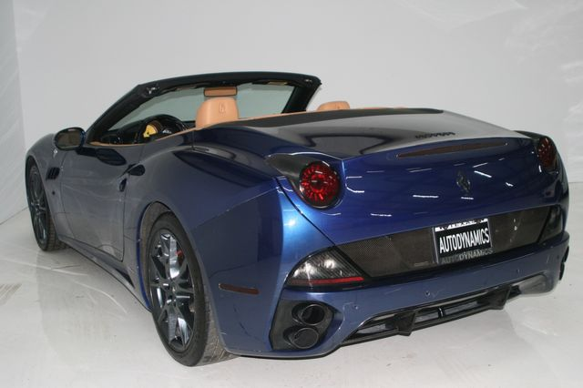 2010 Ferrari California Houston, Texas 12