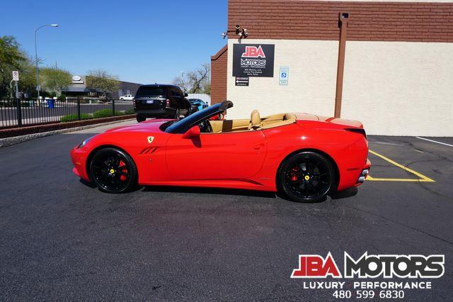 2010 Ferrari California GT Convertible Hardtop Daytonas Shields Carbon WOW in Mesa, AZ 85202