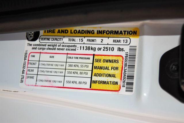 2010 Ford 15 Pass. XL Charlotte, North Carolina 19